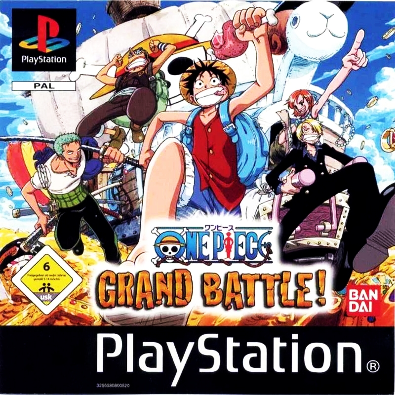 From TV Animation - One Piece Grand Battle!