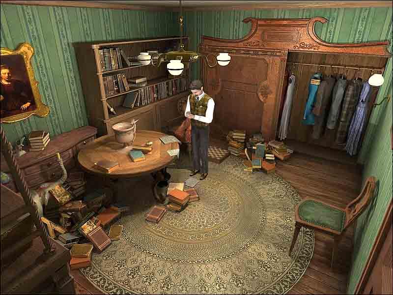 игра шерлок холмс загадка серебряной сережки скачать торрент