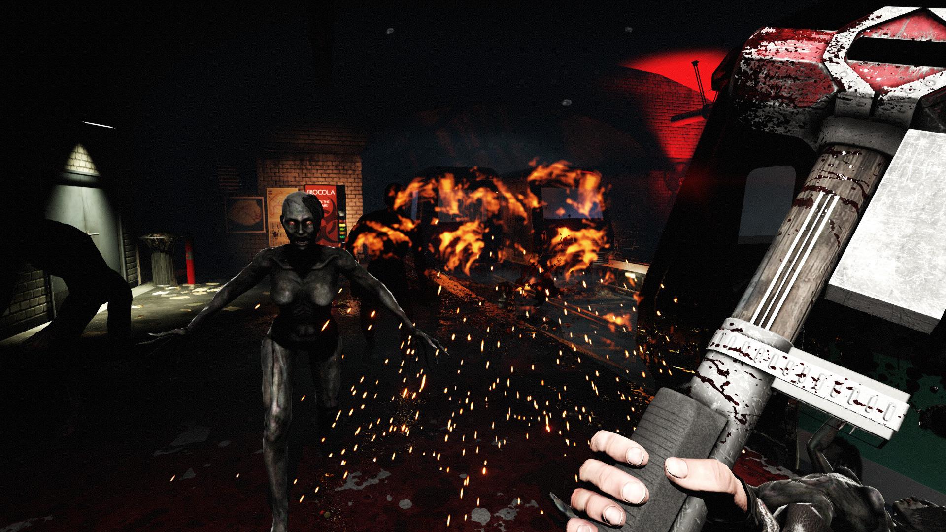Killing floor 2 как сделать вид от третьего лица