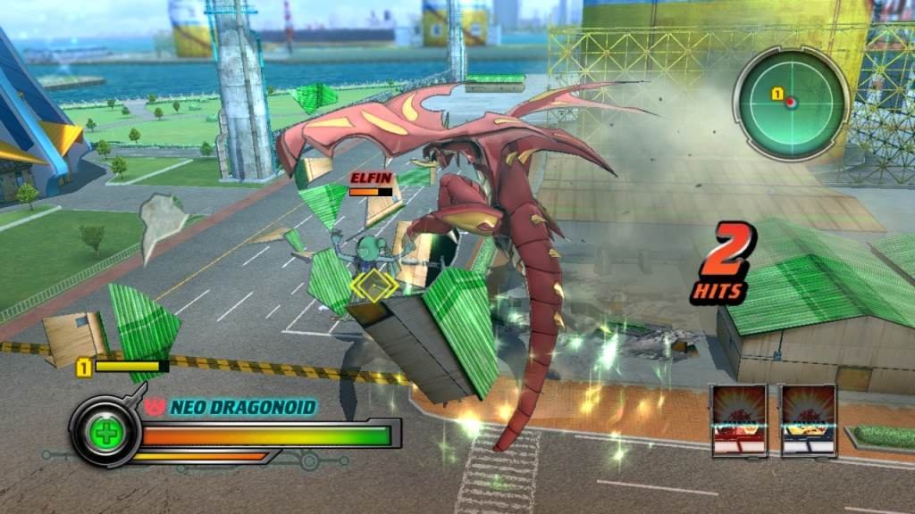 Bakugan Battle Brawlers скачать игру на Pc img-1