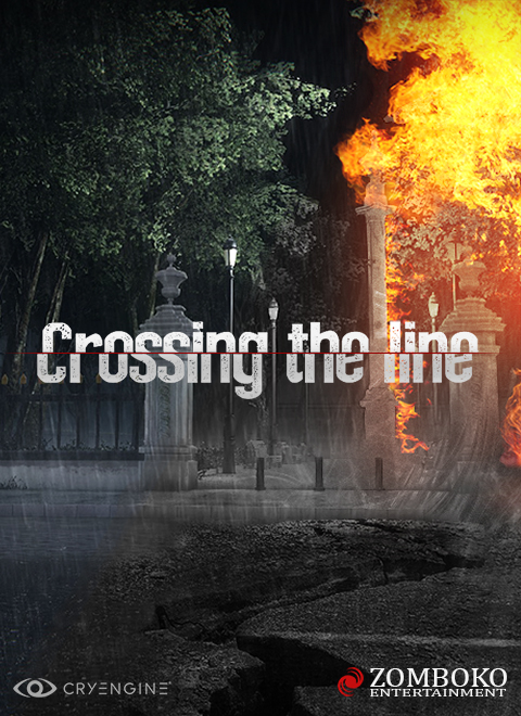 Crossing the Line (Отменена)