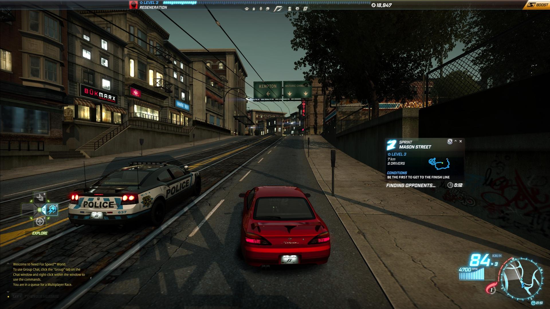 Прохождение игры nfs world 9 фотография