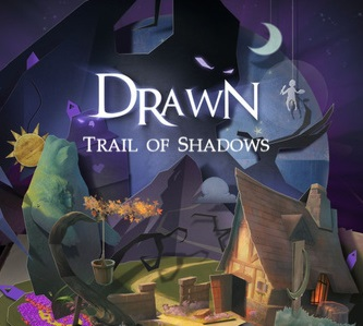 Drawn:Trail of shadows