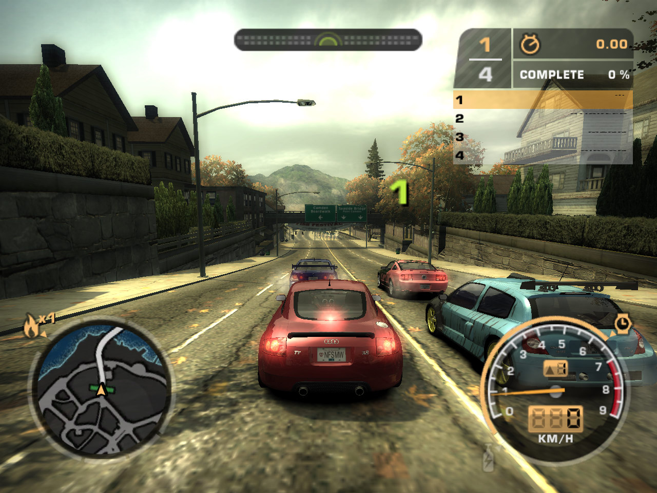 Секс в игре need for speed most wanted 2005 видео