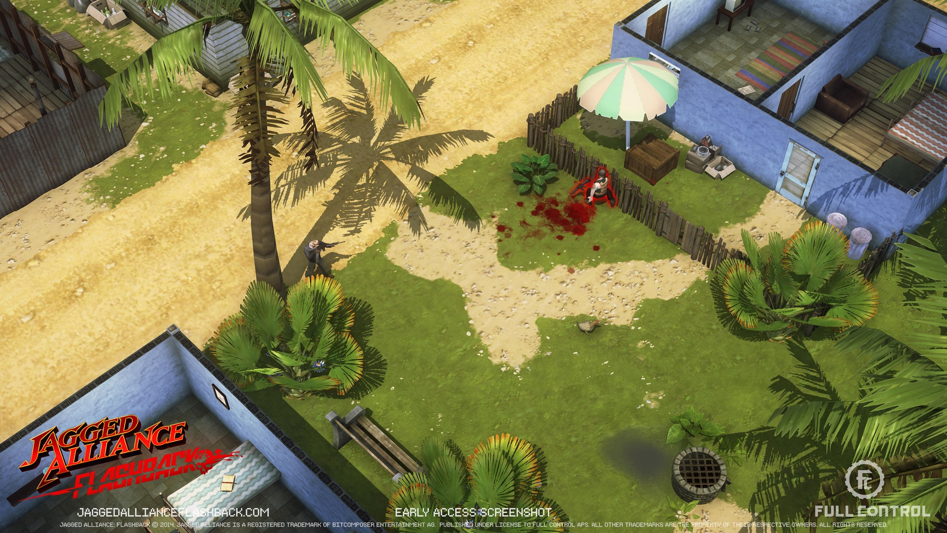 Jagged alliance: back in action v106 + 4 dlc (2012) pc repack от rg element arts
