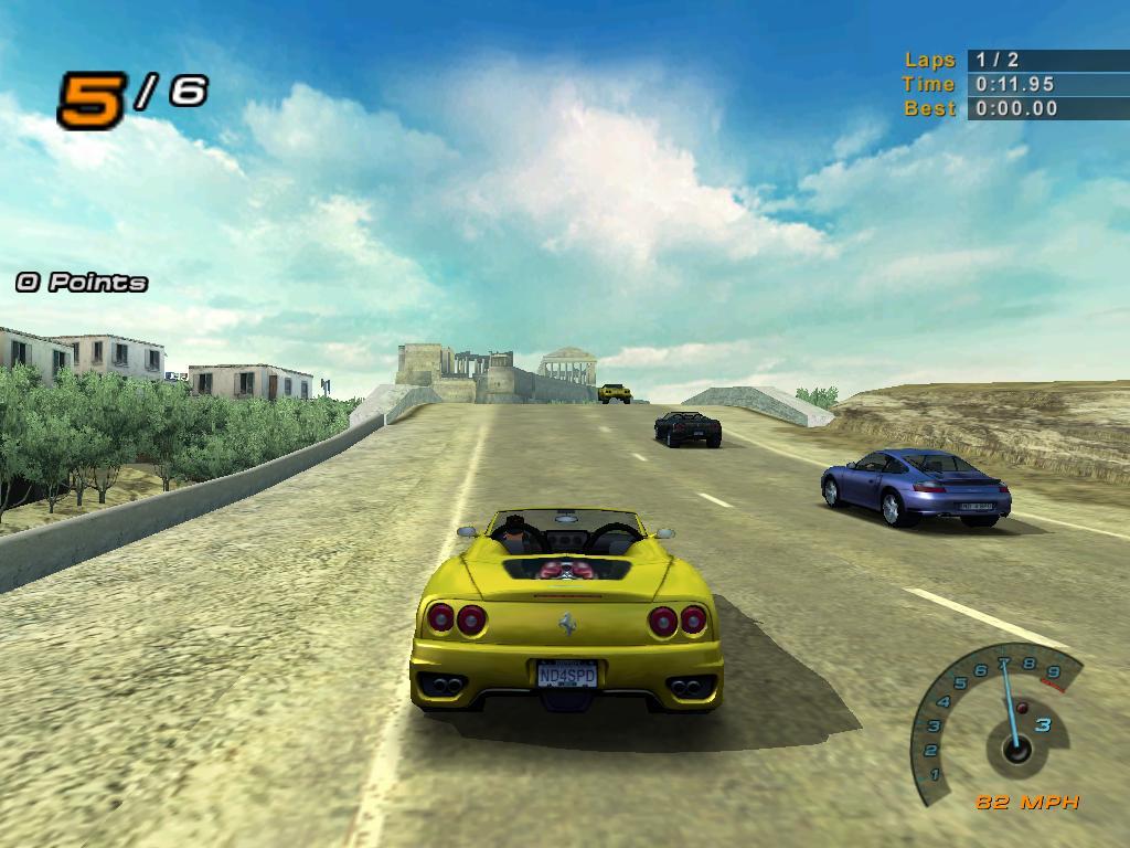 скачать игру nfs hot pursuit 2