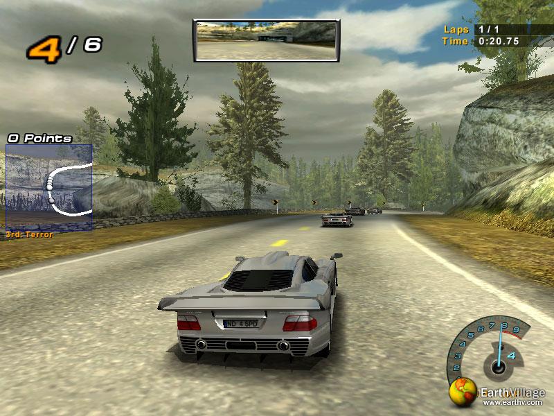 скачать игру Nfs Hot Pursuit 2 - фото 3