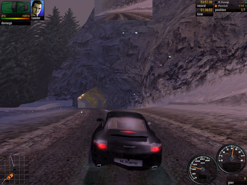 need for speed porsche unleashed название