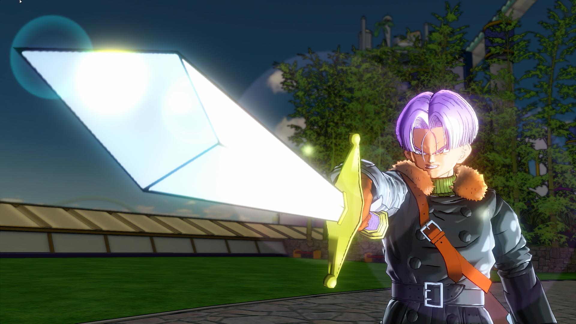 Dragon Ball: Xenoverse . Прохождение Dragon Ball: Xenoverse. Секреты Dragon Ball: Xenoverse. - Square Faction