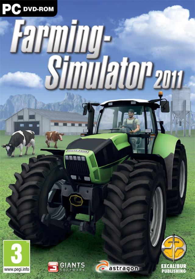скачать фарминг симулятор 2011 игру - фото 4
