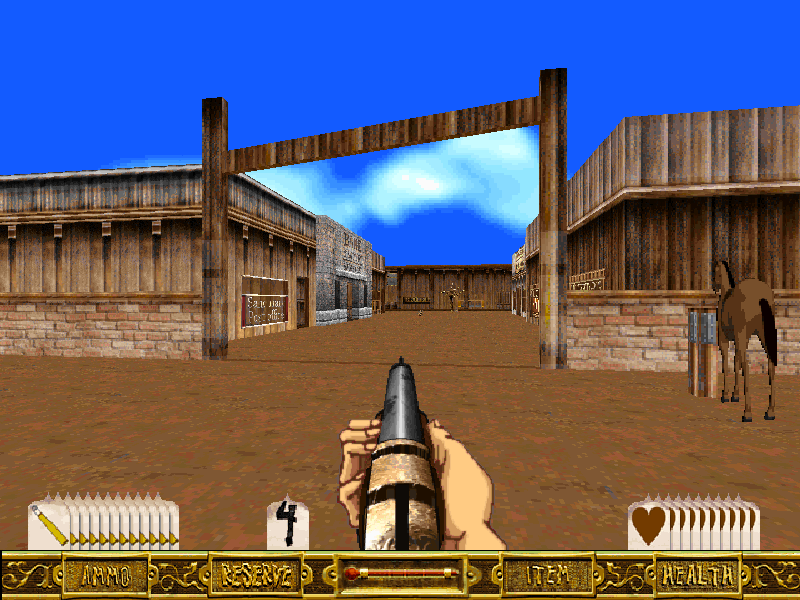Western outlaw pc game