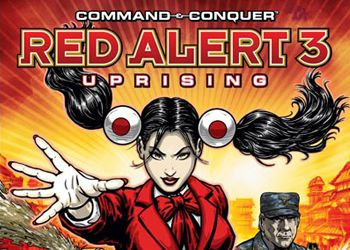 Command & Conquer: Red Alert 3 — Uprising