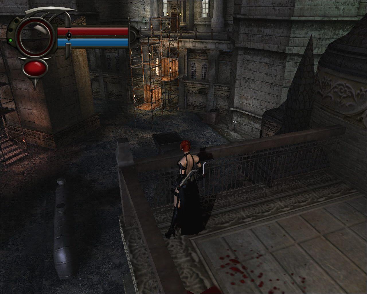 Bloodrayne 2 mods hentai video