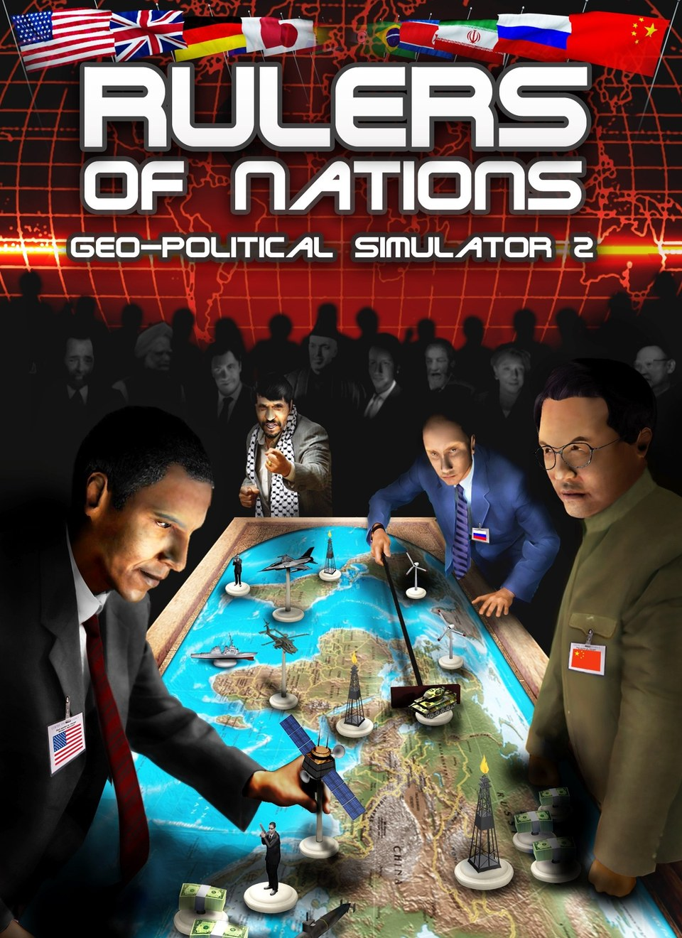 Rulers of Nations: Geopolitical Simulator 2