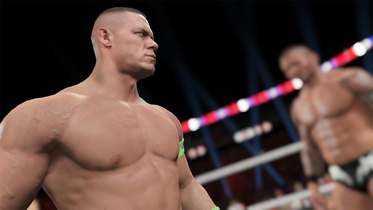 WWE 2K15  WWE
