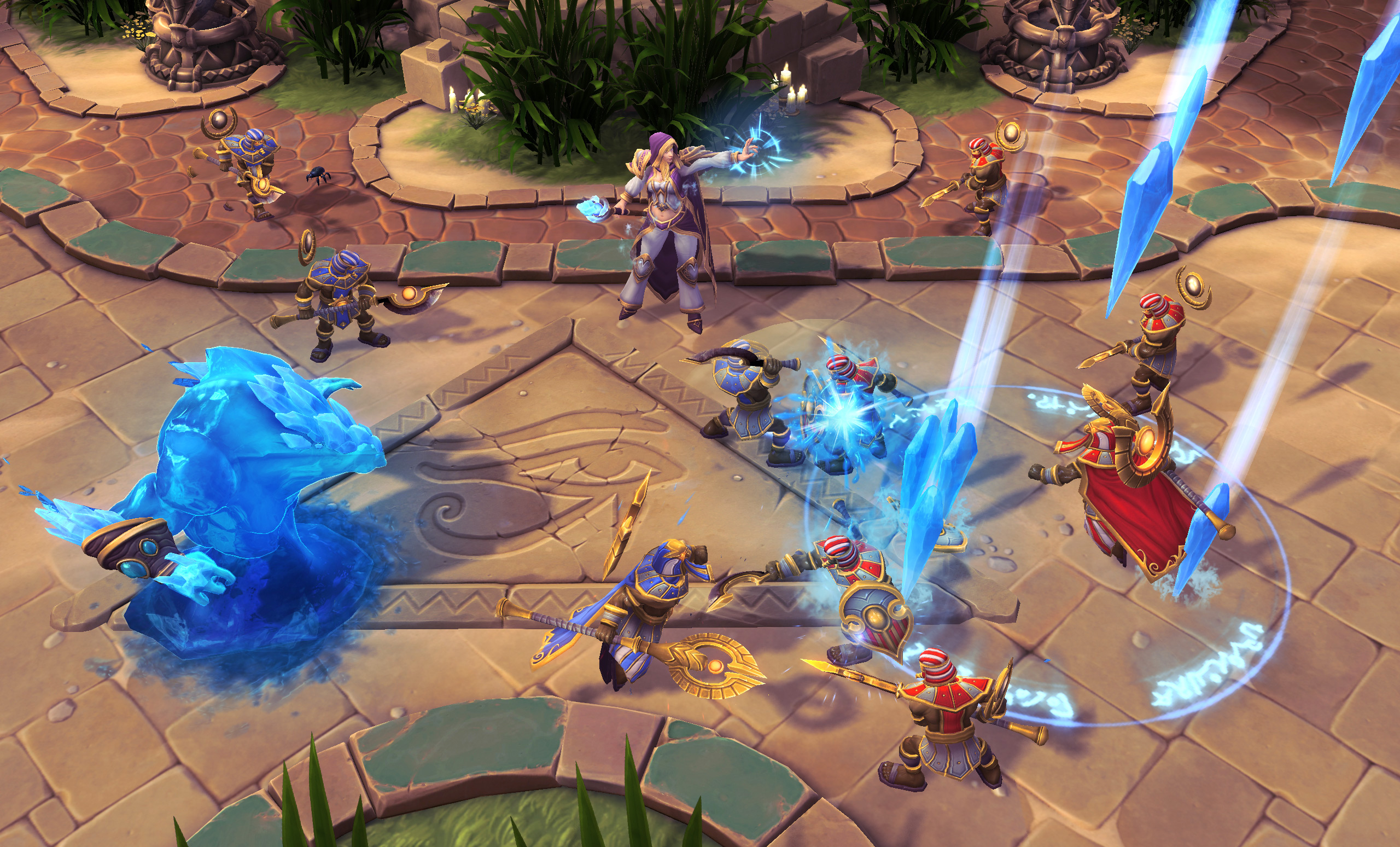 Starter kit heroes of the storm