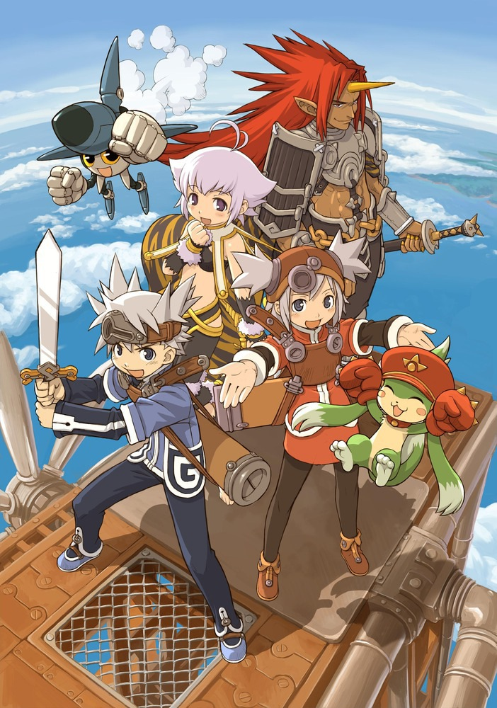 Summon Night: Swordcraft Story