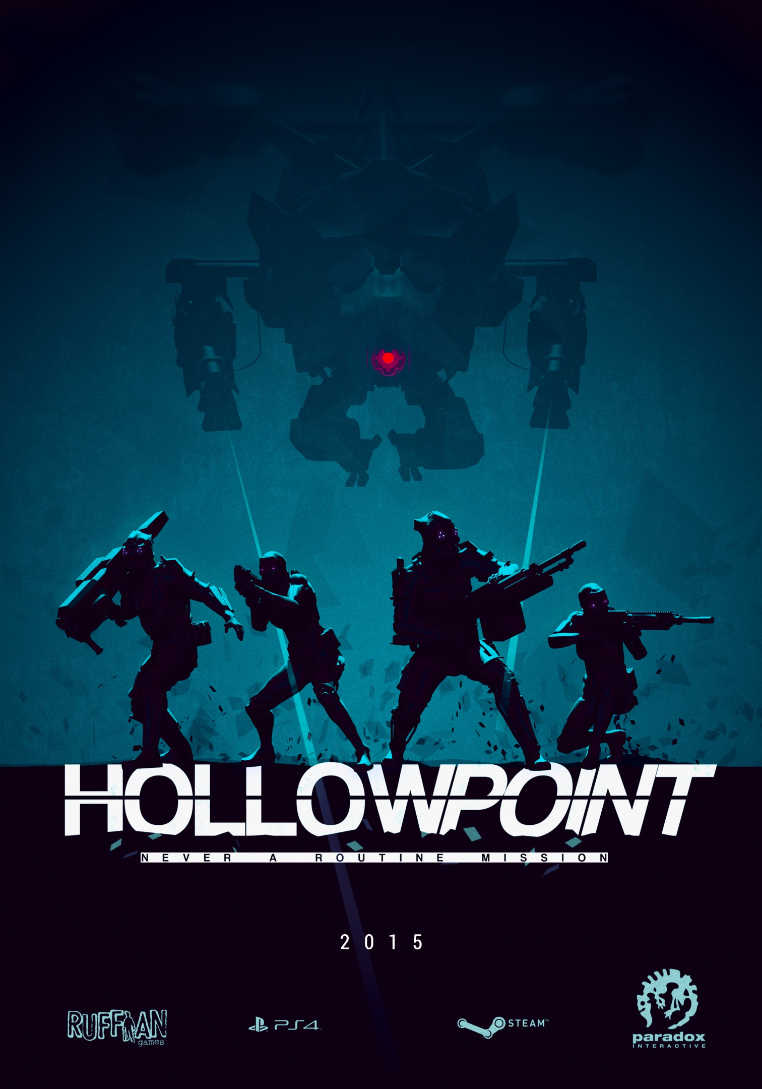 Hollowpoint (Заморожена)