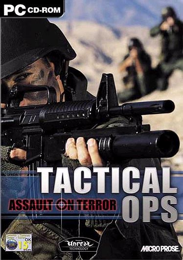 Tactical Ops: Assault on Terror