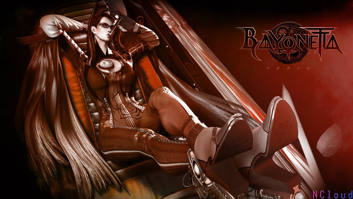 Bayonetta nackt naked photos