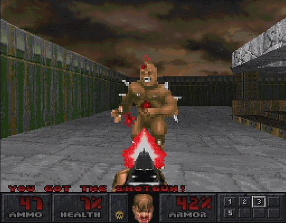Образ Игры Дум 3