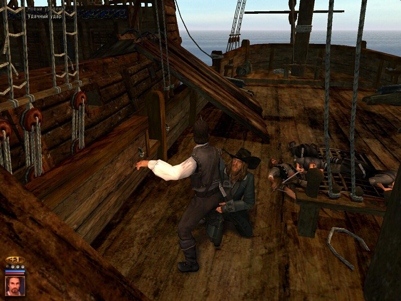Корсары 2: пираты карибского моря (2003) rus скачать через торрент.