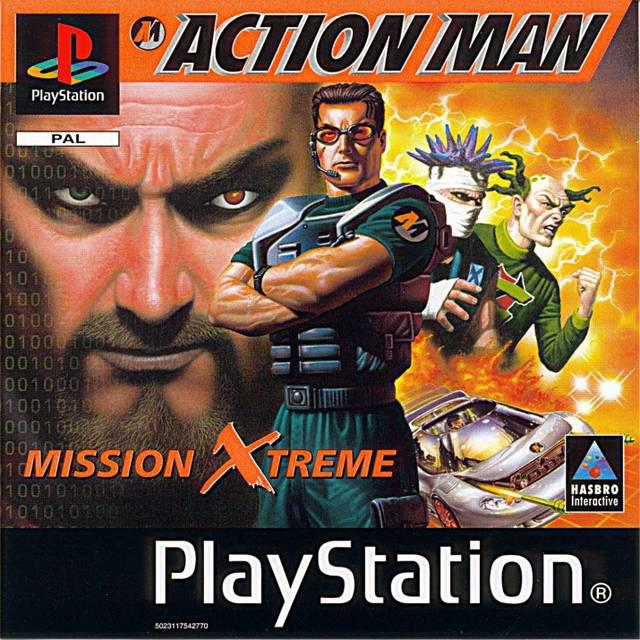 Action Man: Mission Extreme