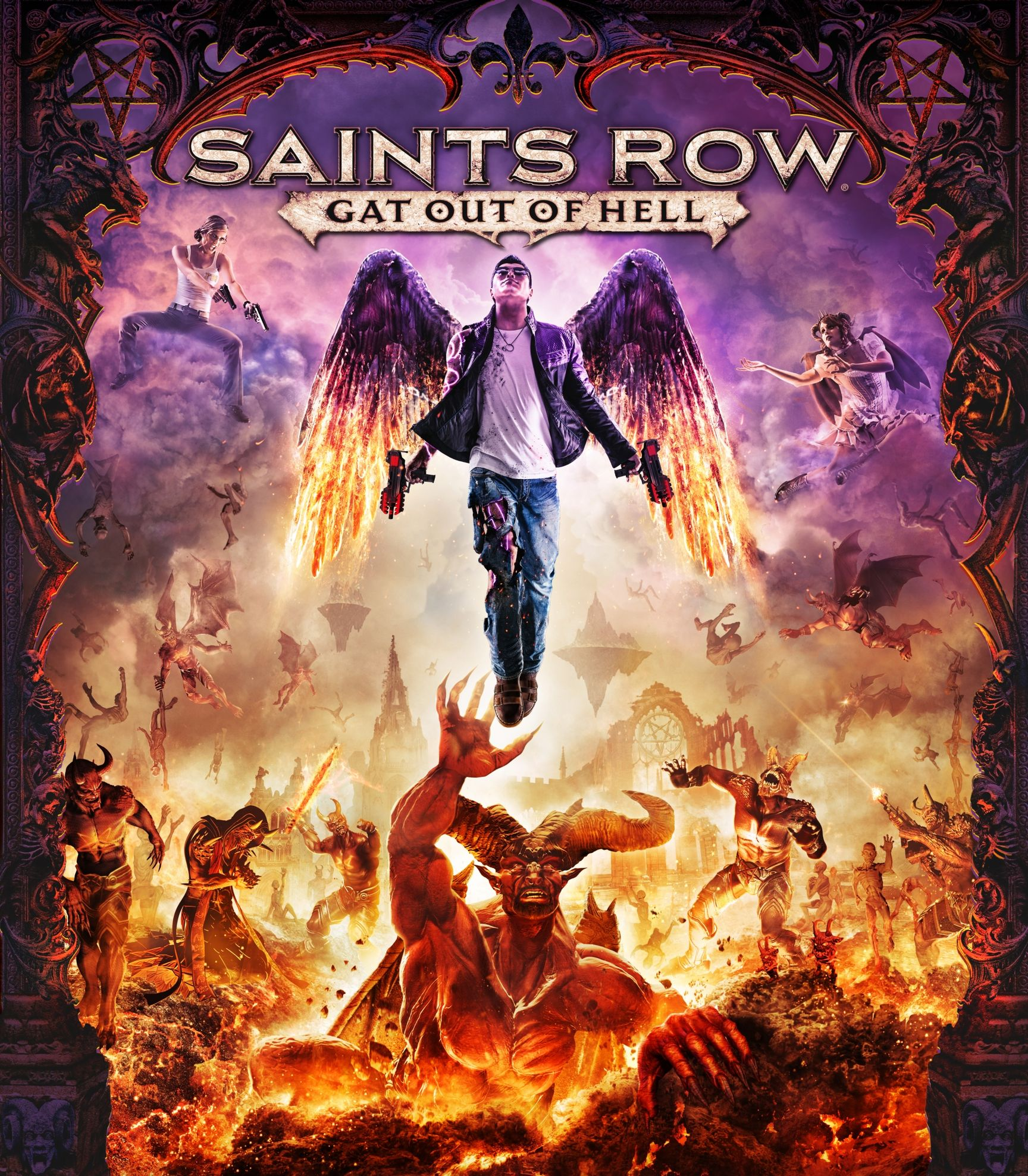 Saints Row: Gat Out of Hell
