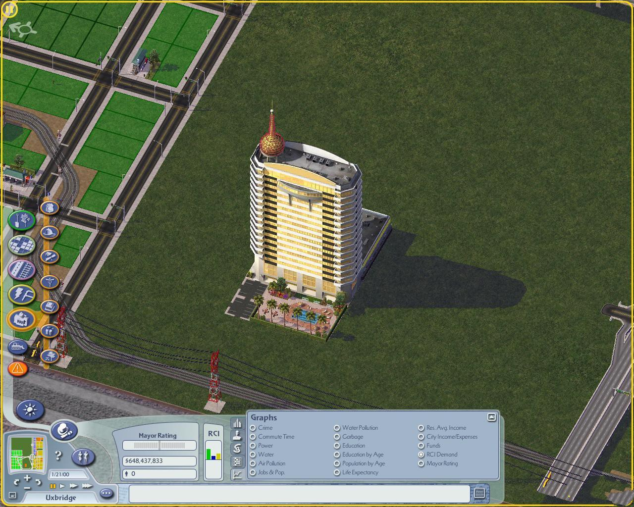 simcity 4 deluxe casino