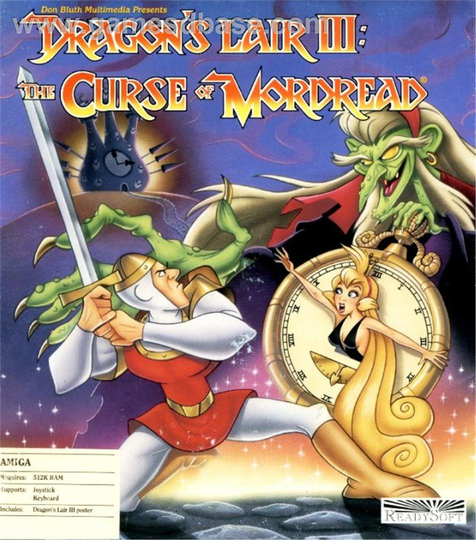 Dragon's Lair III: The Curse of Mordread