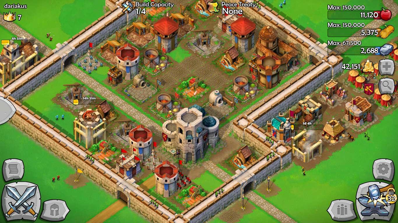 Age empires castle siege прохождение исторических