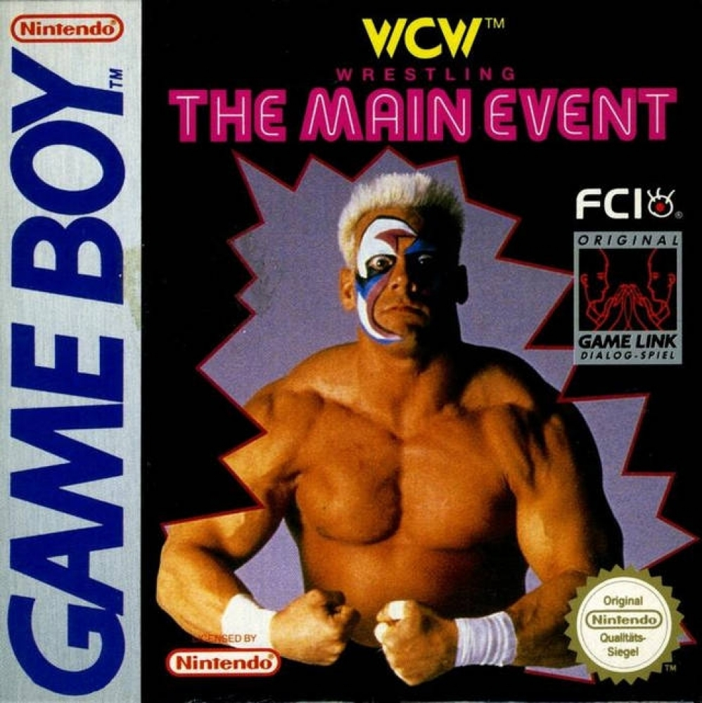 WCW Wrestling: The Main Event