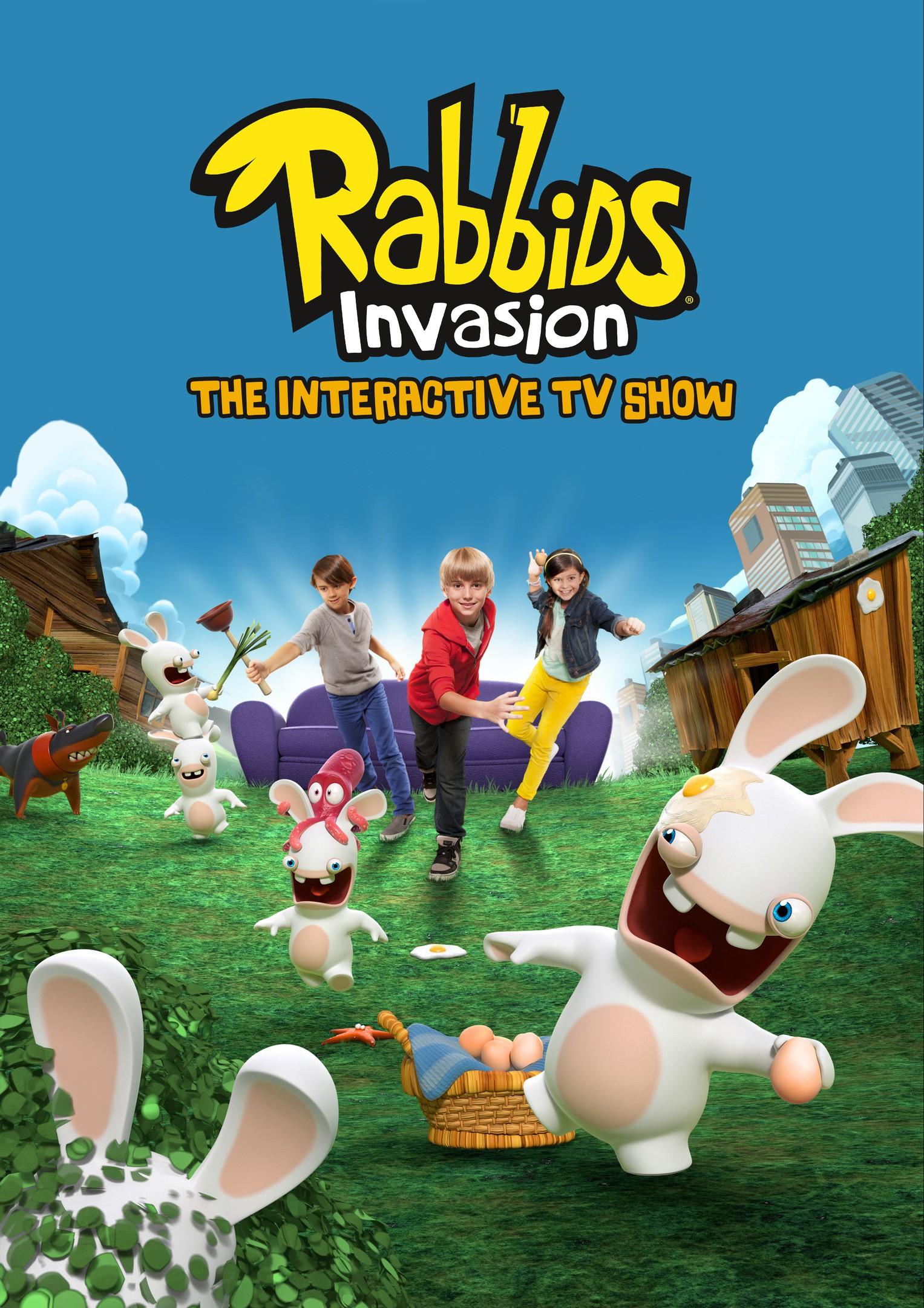 Rabbids Invasion . Прохождение Rabbids Invasion ...
