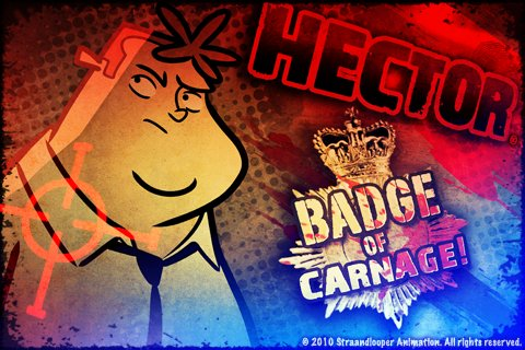 Hector: Badge of Carnage!