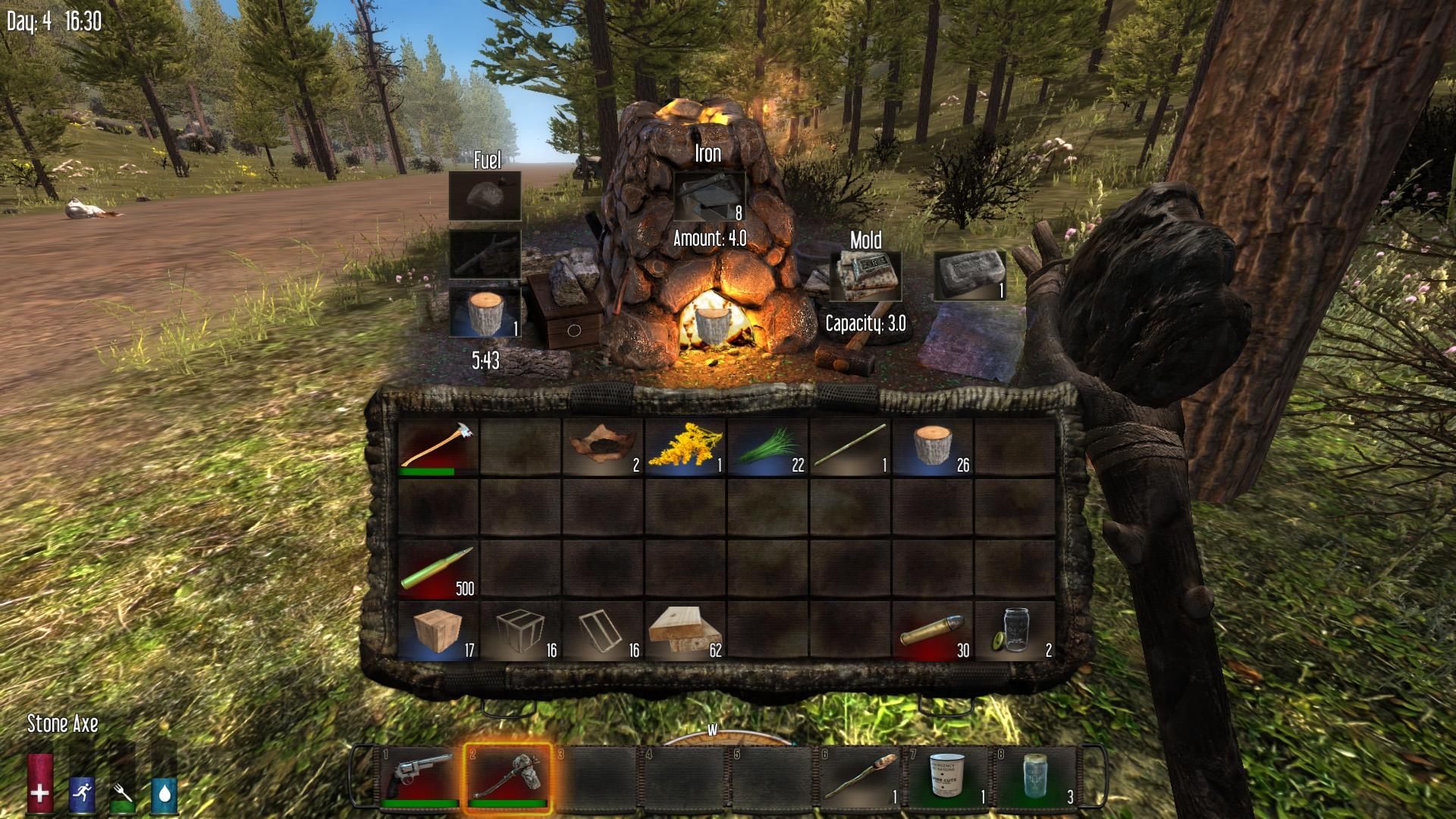 iron игра секреты