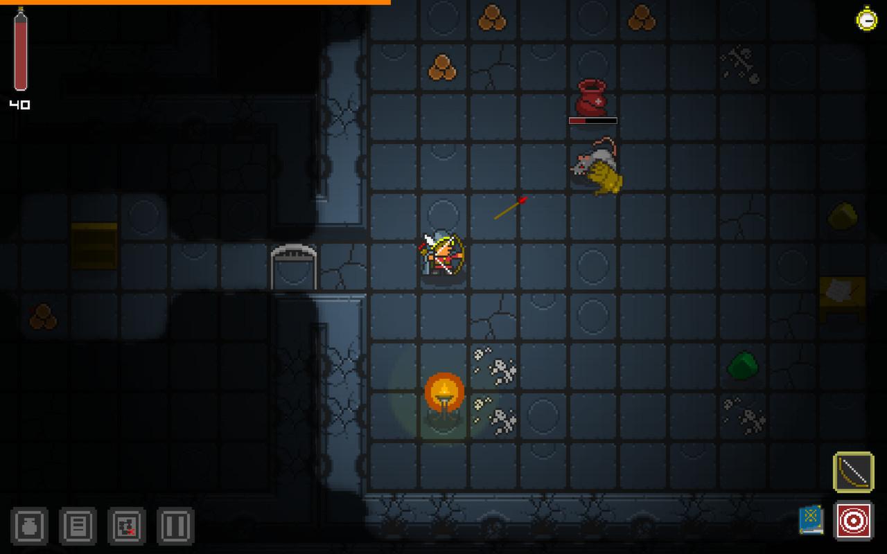 Галерея - Quest of Dungeons - Square Faction