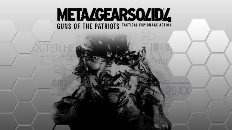Metal Gear 4 скачать торрент - фото 4