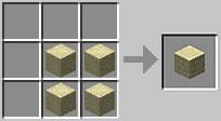 Песчаник Minecraft