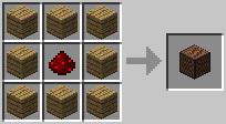 Музыкальный блок Minecraft