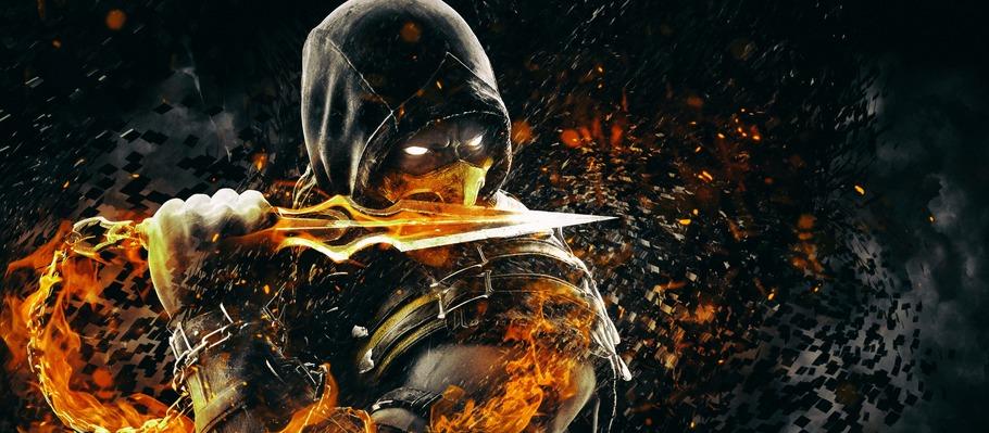 Фото мортал комбат скорпион на аву