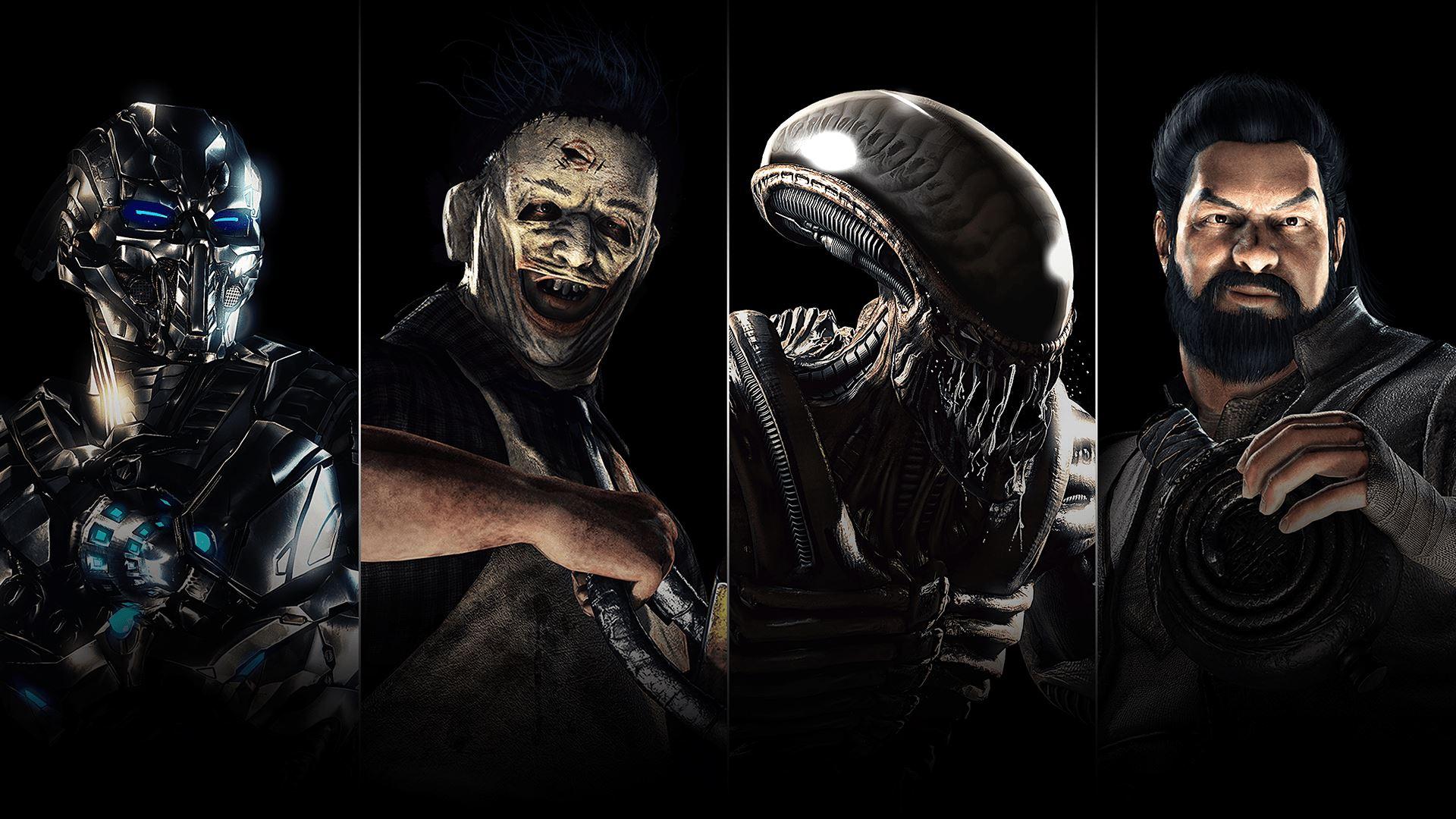 Mortal Kombat Komplete Edition скачать торрент бесплатно на ПК