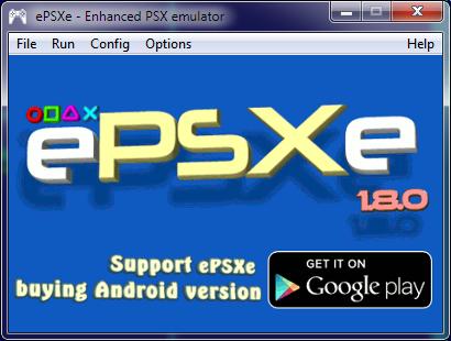 Эмулятор playstation epsxe v. 2. 0. 5 (русский) (2016) psx planet.