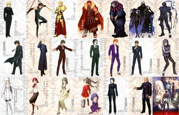 «Fate/Zero» обрастает подробностями