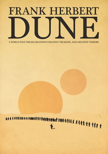 a literary analysis of dune by frank herbert and star wars by george lucas The sci-fi ghetto reflects a long-lasting stigma which has been applied towards the science fiction genre, which frequently leads creators and marketers to.