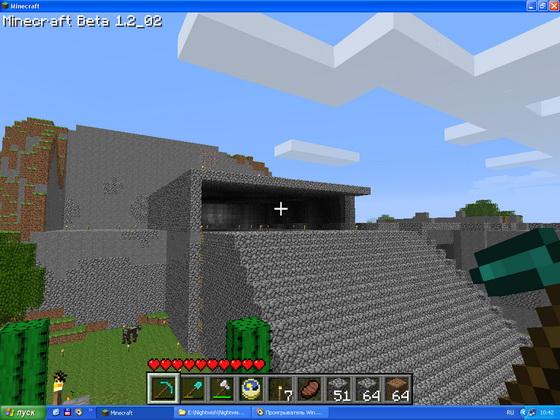 Minecraft — постройки и механизмы 6