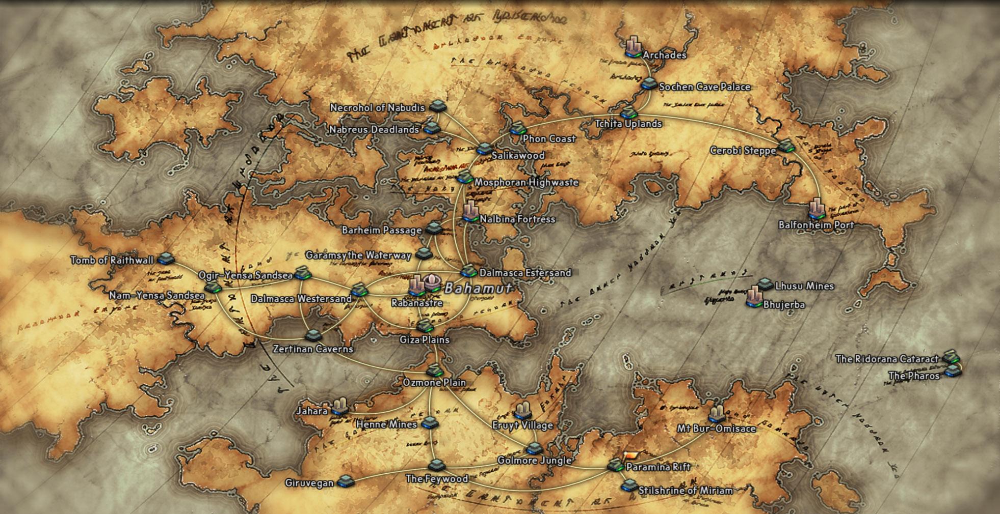 Как рисовать карты фэнтези миров