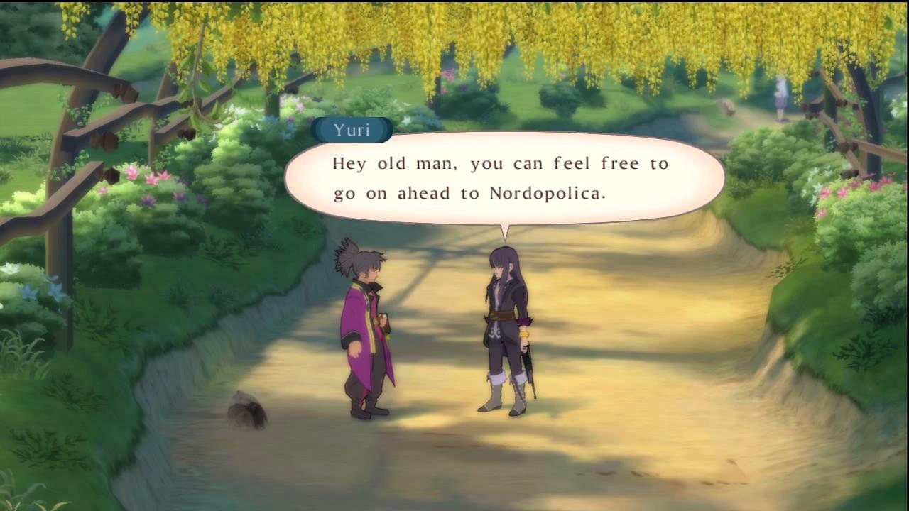 Gamekyo : tales of vesperia ps3: new images