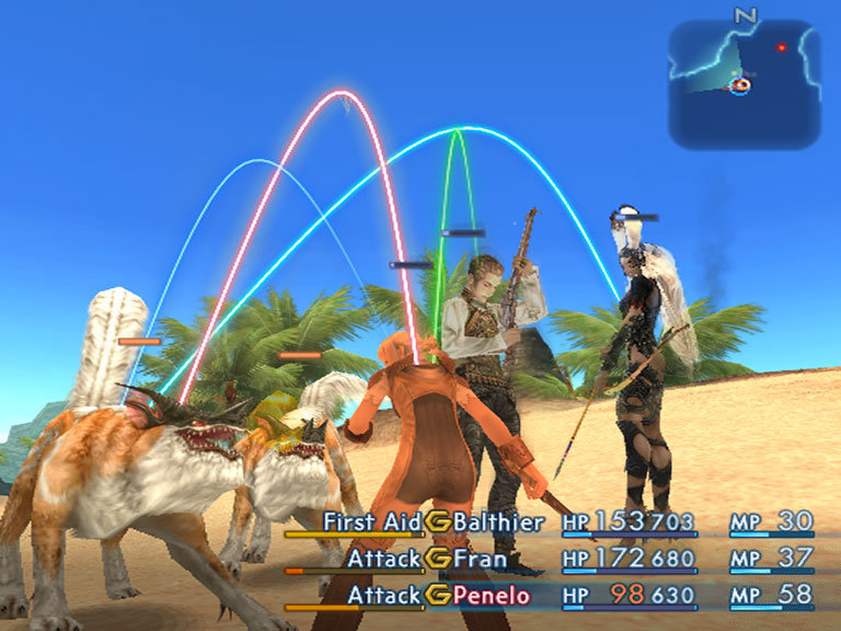 Final Fantasy 12 Русификатор