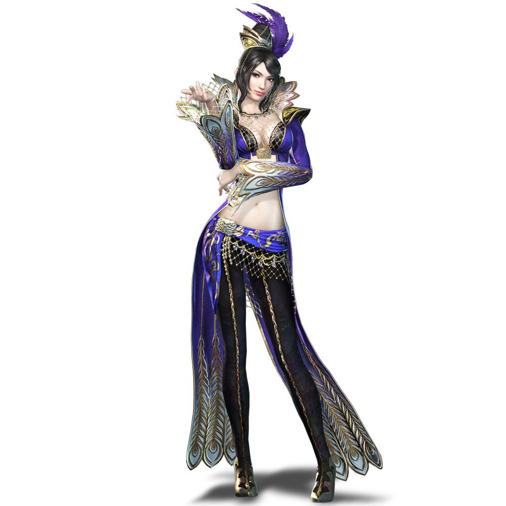 Dynasty Warriors 8 — Новости — Square Faction