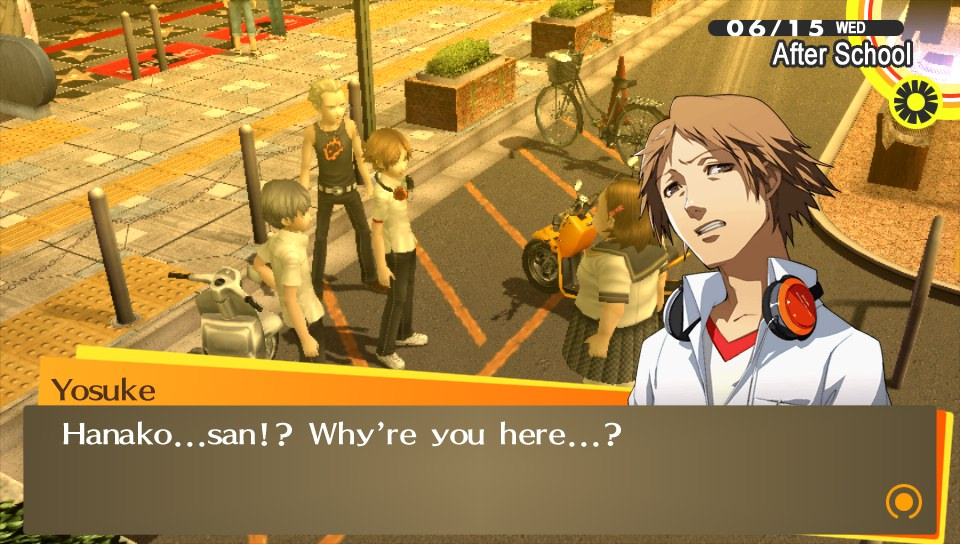 persona 4 dating everyone For shin megami tensei: persona 4 on the playstation 2, a gamefaqs message board topic titled penalties for multiple girlfriends.
